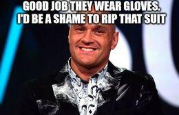 Wear gloves memes