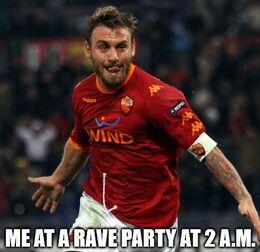 Rave party memes