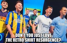 Retro shirt memes