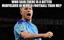 Midfielder memes