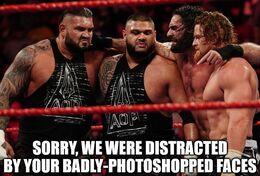 Photoshopped memes