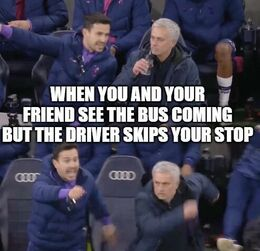 See the bus memes
