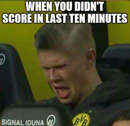 Last ten minutes memes