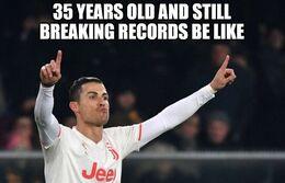 Still breaking records memes