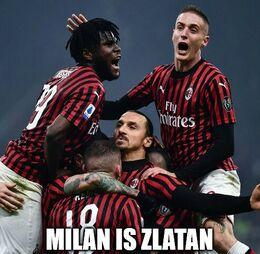 Milan funny memes