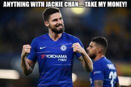 Jackie chan memes