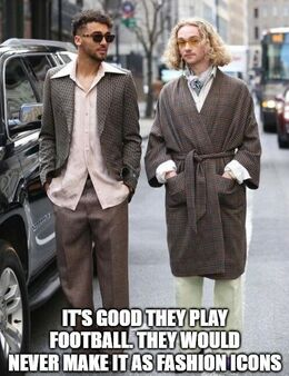 Fashion icons memes