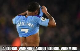 Global warming memes