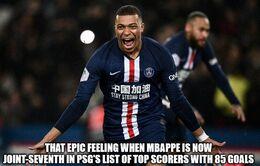 Top scorers memes