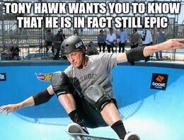 Tony hawk memes