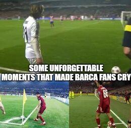 Fans cry memes