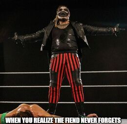 The fiend funny memes