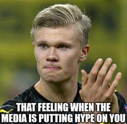 Hype memes