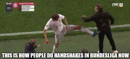 Handshakes memes