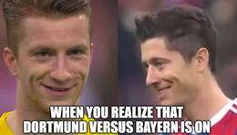 Dortmund memes
