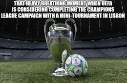 Mini tournament memes