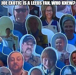 Leeds fan memes