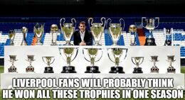 These trophies memes