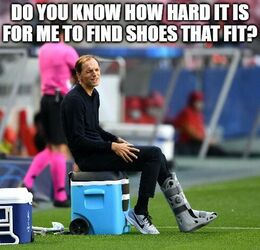 Find shoes memes