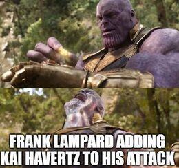 His attack memes
