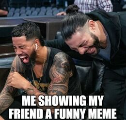 My friend memes