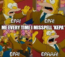 Misspell memes