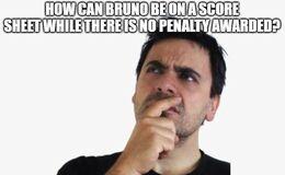 Score sheet memes