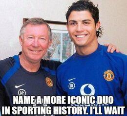 Sporting history memes
