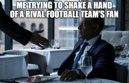 Shake a hand memes