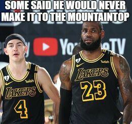 Mountaintop memes