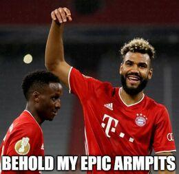 Armpits memes