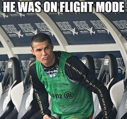 Flight mode memes