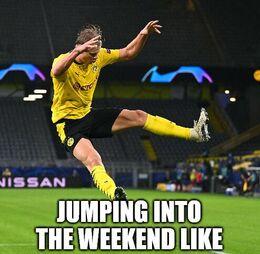 Jumping funny memes