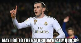 To the bathroom memes