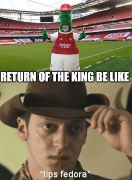 Return memes