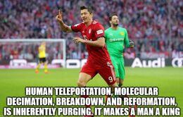 Teleportation memes