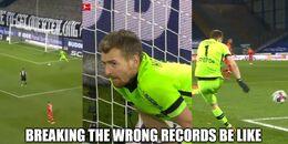 Wrong records memes