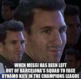 Left out memes