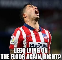 On the floor memes