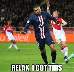 Relax memes