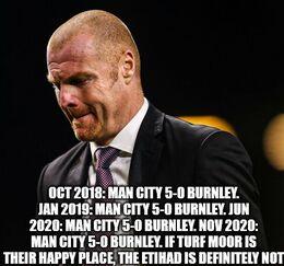 Burnley memes
