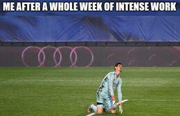 Whole week memes