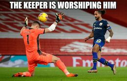 The keeper memes