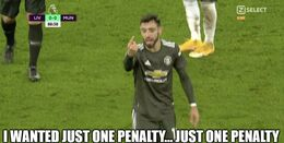 Just one penalty memes