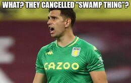 Swamp memes