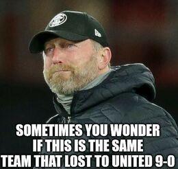 The same team memes