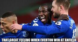 Win at anfield memes