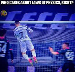 Laws of physics memes