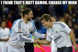 Matt damon memes