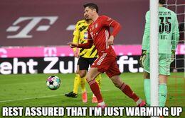 Warming up memes